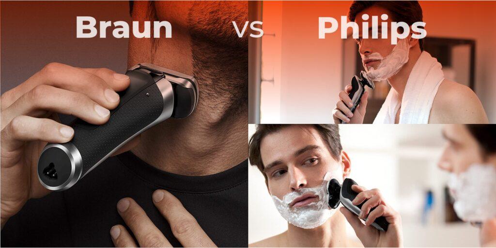 braun vs philips