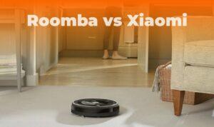 roomba vs xiaomi